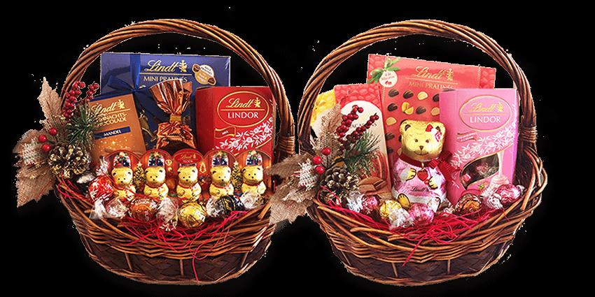 Подаръчни кошници за всеки повод