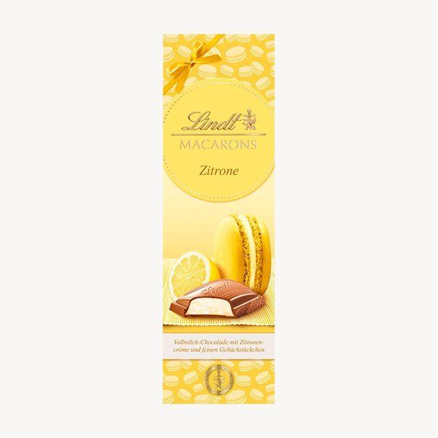 Lindt Macarons Шоколад лимон 100 G