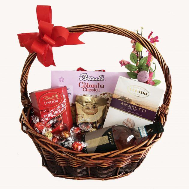 Великденска Подаръчна Кошница 160