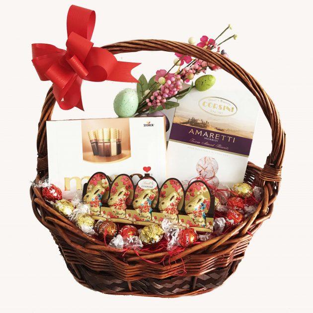 Великденска Подаръчна Кошница 163