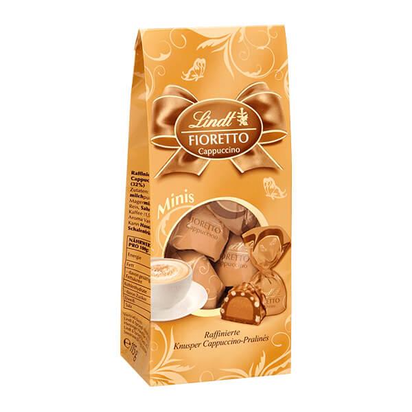 Бонбони Lindt Fioretto Капучино 115 g