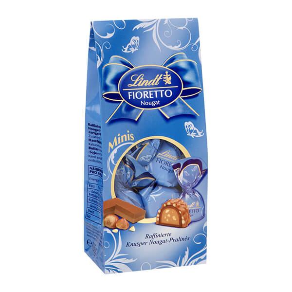 Бонбони Lindt Fioretto Нуга 115 g