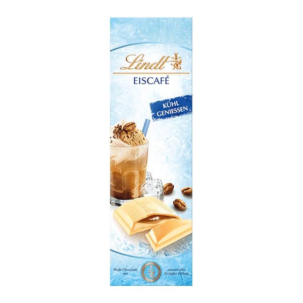 Бял шоколад Lindt айс кафе 100 г