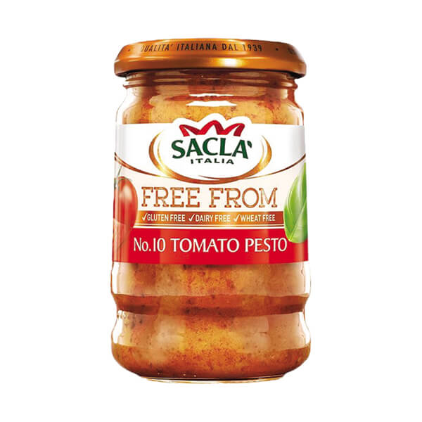 Сакла Песто free from с домати 190г