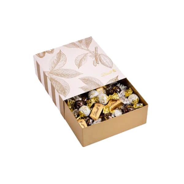 Подаръчна кутия с бонбони Lindt