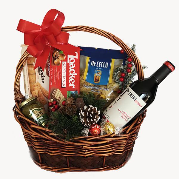 Подаръчна кошница 172