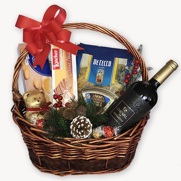Подаръчна кошница 173