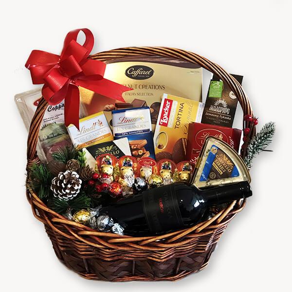 подаръчна кошница 191