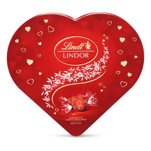 Голямо сърце Lindt Lindor 325 g