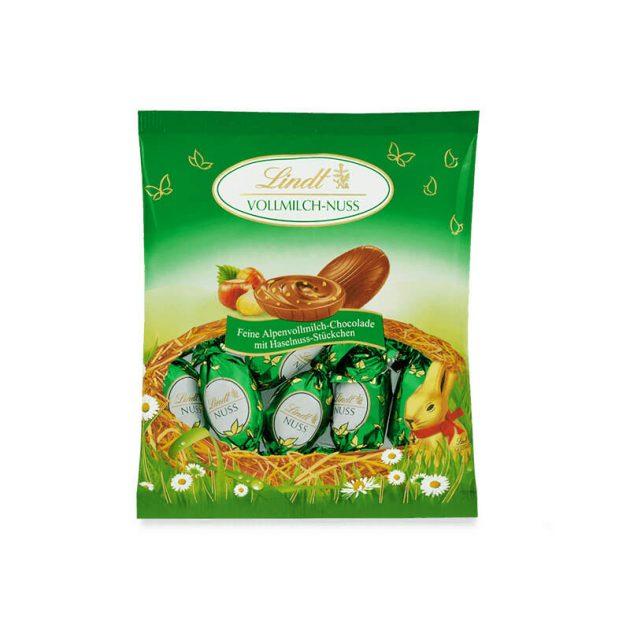 Lindt великденски яйца с лешник 100 г